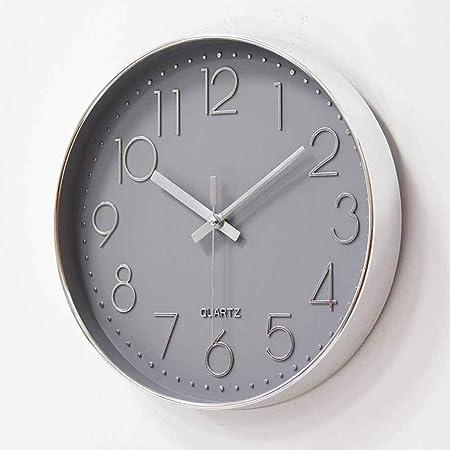gao Reloj de Pared 3D Elegante Sala de Estar Minimalista ...