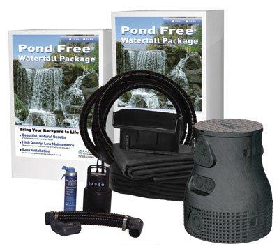 Savio Pond Free Waterfall Kit - 8-Ft., Model# (Pond Free Waterfall Kit)