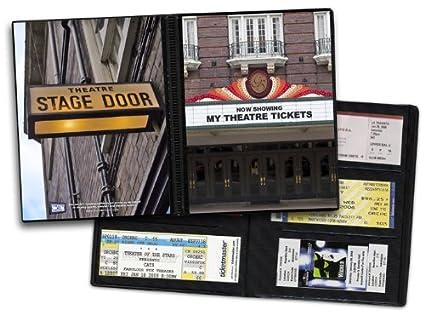 Amazon com: Theatre Ticket Album: Toys & Games