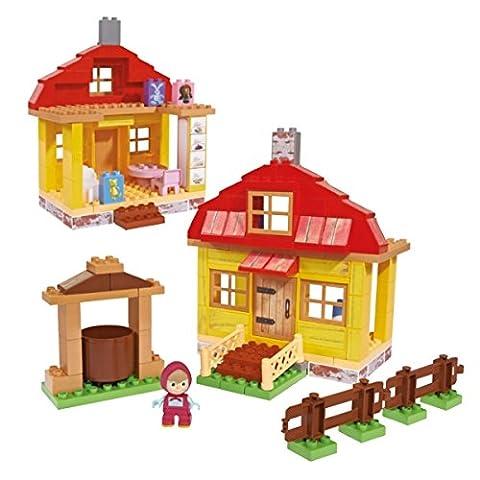 Masha and the Bear Masha's House Construction Set