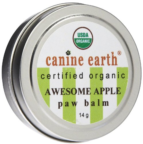 Canine Earth Awesome Apple Paw Balm – 14g, My Pet Supplies