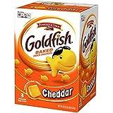 Pepperidge Farm Goldfish Baked Snack Crackers Cheddar (58 OZ), 58 ounces