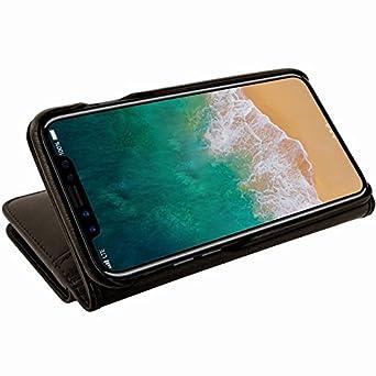Amazon.com: Piel Frama U793M Case WalletMagnum for iPhone X ...