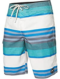 Men's Santa Cruz Striped Boardshort