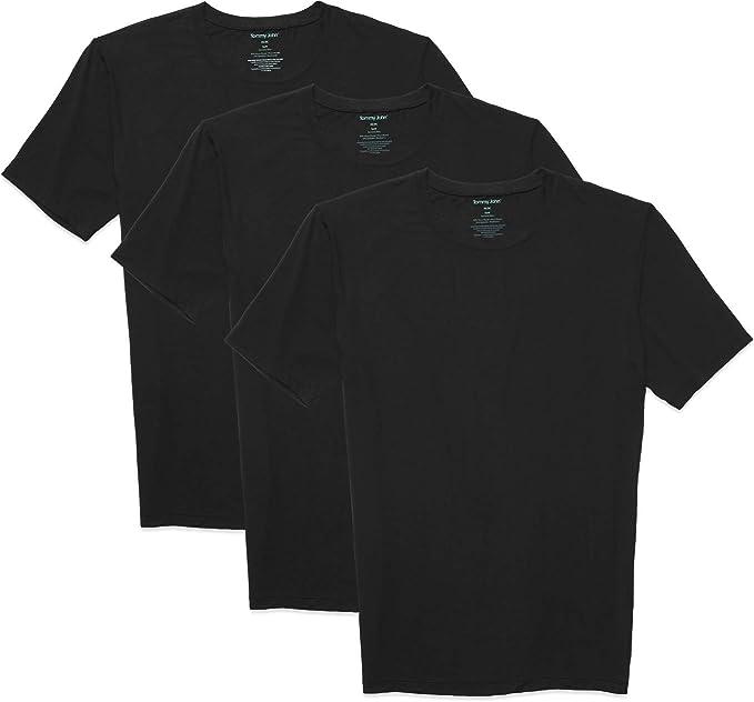 Tommy John Second Skin Deep V-Neck T-Shirt Mens Undershirt New Soft