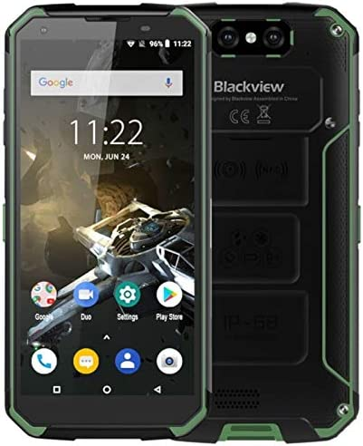 Blackview BV9500 Plus Smartphone, 4GB/64GB, Verde: Amazon.es: Electrónica