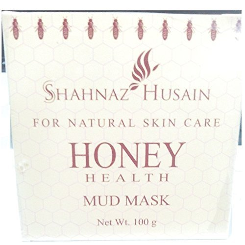 Shahnaz Husain - Honey Health Ayurvedic Mud Mask - 100g