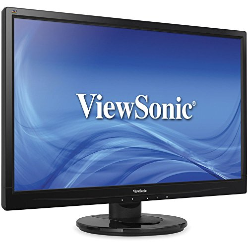 "Viewsonic VA2246M-LED Black 22"" WideScreen Screen 1920 x"