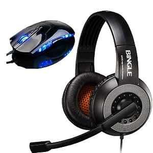 Amazon.com: Bingle® B326E Stereo PC Notebook Pro Gaming