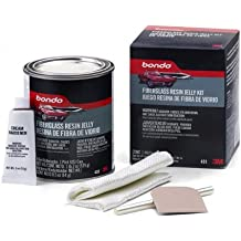 Bondo 431 Fiberglass Resin Jelly Kit - Pint Can