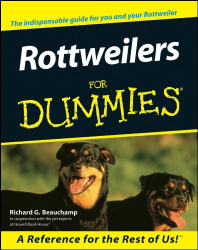 (Rottweilers For Dummies)