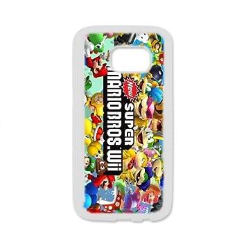 Life margin Mario phone Case For samsung_galaxy_s6 edge ...
