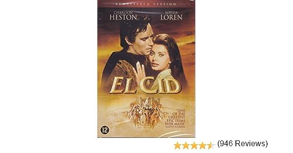 El Cid (The Remastered Version): Amazon.es: Cine y Series TV