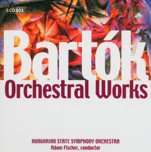 Bartok: Orchestral Works