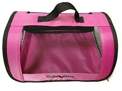 (Perfect Petzzz Pink Tote For Plush Breathing Pets)