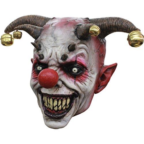 [Jingle Jangle - Latex Mask] (Demonic Masks)