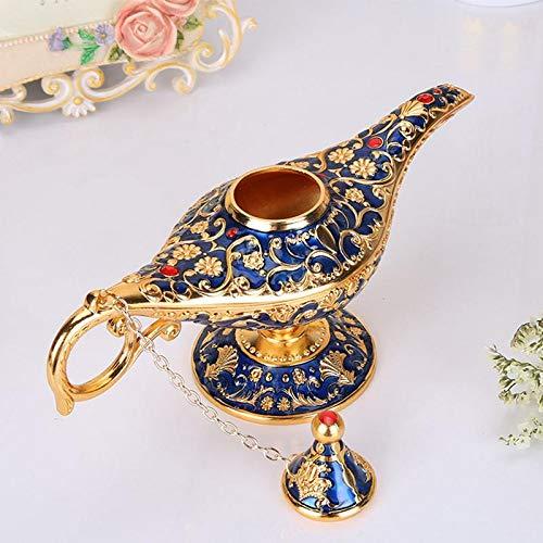 (AFCN Aladdin Magic Lamp Fairy Tale Magic Lamps Tea Pot Genie Lamp Vintage Toys Home Decoration for Children Gifts)