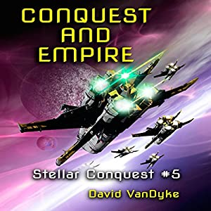 Conquest and Empire Audiobook