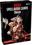 Book cover from Spellbook Cards: Druid (Dungeons & Dragons)