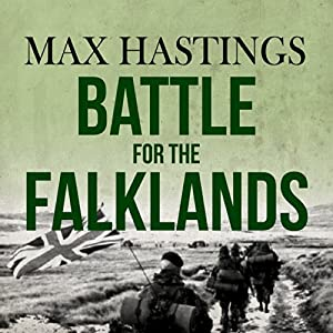 Battle for the Falklands Hörbuch