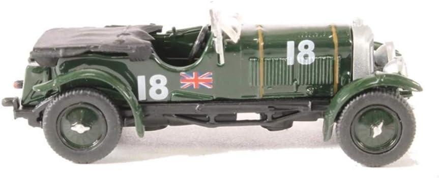 Oxford Die-Cast-BENTLEY BLOWER-in British Racing Green 00//1:76