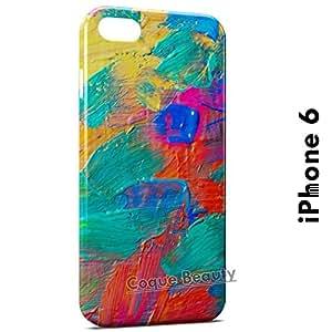 Carcasa Funda iPhone 6 Oil Painting Protectora Case Cover