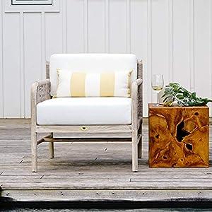 51qj6q5FiLL._SS300_ Teak Lounge Chairs & Teak Chaise Lounges
