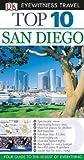 Top 10 San Diego (Eyewitness Top 10 Travel Guide)