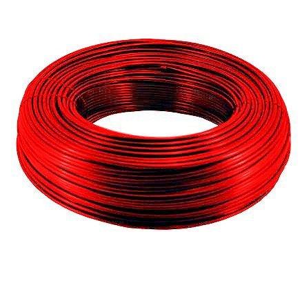 10m Schlauch 6mm Kühlschrankschlauch Rot 1/4 Zoll (6/4 mm) Osmoseschlauch Aquariumschlauch Wasserschlauch Pneumatikschlauch Luftschlauch Webkaufhaus24