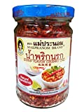 maepranom chili - Maepranom Shrimp Flavor Crushed Chili 134g.(4.73oz) Natural Ingredients