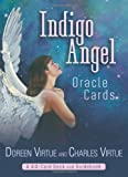 Indigo Angel Oracle Cards, Doreen Virtue and Charles Vitue, 1401934986