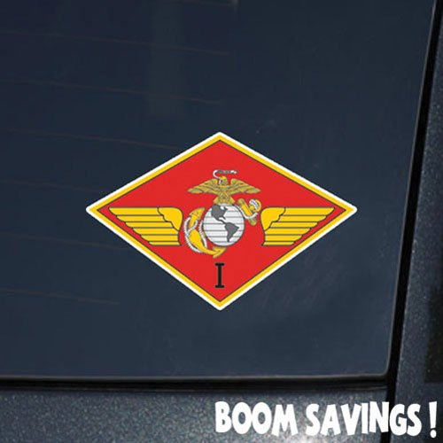 (Marines USMC 1st Marine Aircraft Wing Emb SSI 6