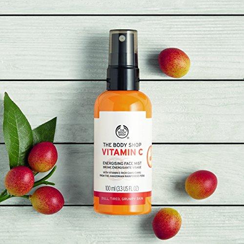 The Body Shop Vitamin C Energizing Face Mist, 3.3 Fl Oz