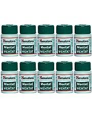10 x30 tabletten MENTAT Himalaya Kruiden ondersteunt normaal geheugen en aandacht - Totaal 300 tabletten