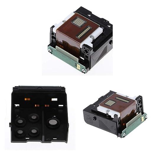 kesoto 3x Cabezal de Impresión, Pieza de Repuesto para Canon ...