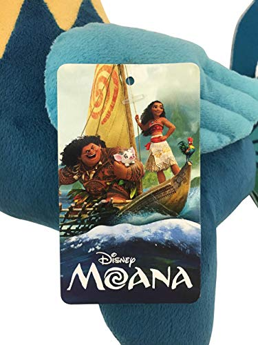 Jay Franco Disney Moana Plush Stuffed Hei Hei Pillow Buddy Kids Super Soft Polyester Microfiber 18 Inch Official Disney Product