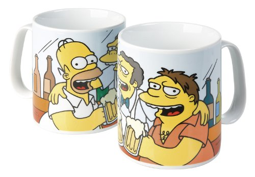Simpsons Merchandise Giant Coffee Tavern product image