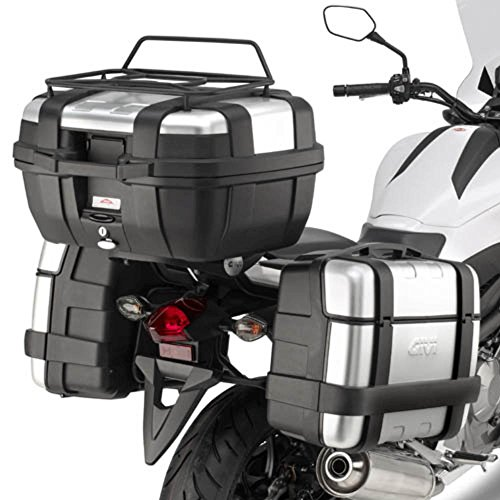 Givi PL1111 Monokey Tubular Side Case Holder - Honda NC700X ()
