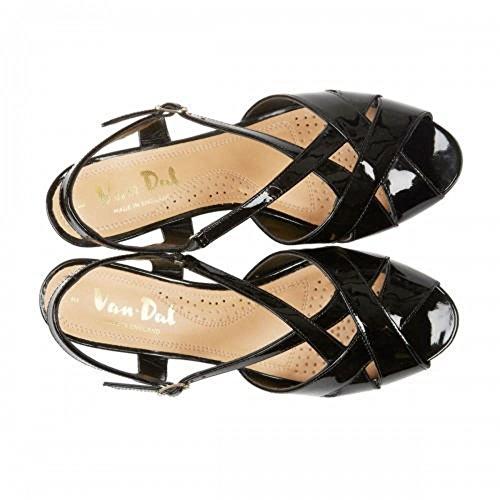 Personalizado Para Zapatos Van Dal De Mujer Cuero 1YRAawq