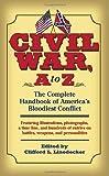 Civil War, A to Z, , 0891418784