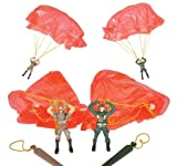 3.5'' SOLDIER PARATROOPERS, Case of 576