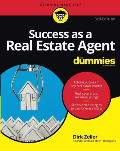 Success as a Real Estate Agent For Dummies by For Dummies
