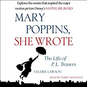 Mary Poppins, She Wrote Audiobook
