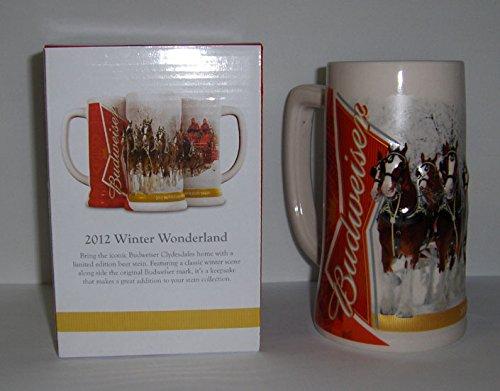 - Budweiser Bud Stein 2012