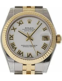 Datejust swiss-automatic womens Watch 178273 (Certified Pre-owned)