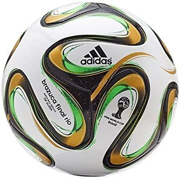 adidas 2014 Fifa World Cup Brazuca final Rio balón réplica Top ...