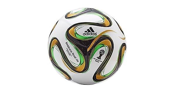 adidas 2014 FIFA World Cup Brazuca Final Rio balón réplica Top ...
