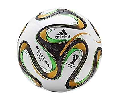 82574cd02d Buy Adidas 2014 FIFA World Cup Brazuca Final Rio Replica Top Glider Match  Ball