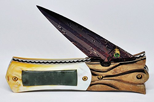 Gold Plated Knife - 7