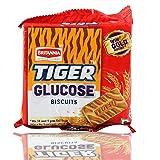 Britannia Tiger Biscuits - Glucose, 124g Pack
